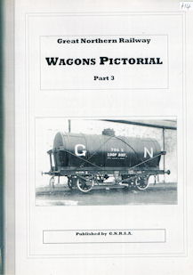 Great Northern Railway Wagons Pictorial Part 3