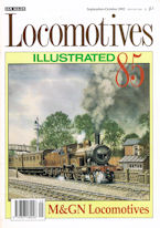Locomotives Illustrated No 85