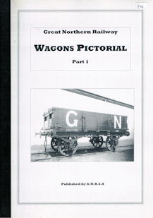 Great Northern Railway Wagons Pictorial Part 1