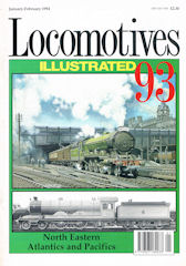 Locomotives Illustrated No 93