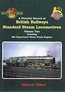 A Pictorial Record of British Railways Standard Steam Locomotives