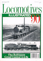 Locomotives Illustrated No 90