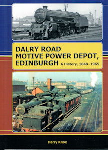 Dalry Road Motive Power Depot, Edinburgh