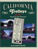 California Trolleys in Color