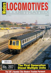 Modern Locomotives Illustrated No 207