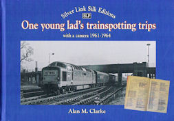 One young lad's trainspotting trips