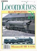 Locomotives Illustrated No 78