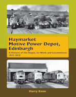 Haymarket Motive Power Depot, Edinburgh