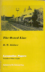 The Oxted Line