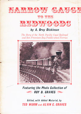 Narrow Gauge to the Redwoods