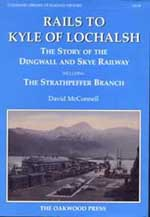 Rails to Kyle of Lochalsh