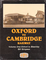 Oxford to Cambridge Railway