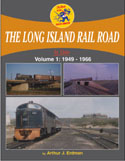 Long Island Railroad in Color Vol 1