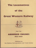 The Locomotives of the Great Western Railway