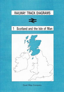 Railway Track Diagrams 1 Scotland and the Isle of Man