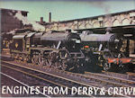 Engines from Derby and Crewe