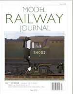 Model Railway Journal No 213