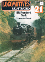 Locomotives Illustrated No 21