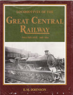 Locomotives of the Great Central Railway