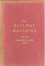 The Railway Magazine Vol 14