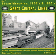 Steam Memories: 1950's & 1960's