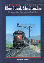 Southern Pacific's Blue Streak Merchandise